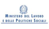 logo ministero lavoro e politiche sociali